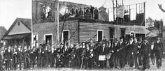 Wilmington thug mob race riot.  A white mob of 2000 people  killed. Burned and stole property from black leaders, businessmen.  Destrying black newsospers and ruuning blacks out of town.  homeowners  fled for their lives.  Tulsa Oklahoma  Rosewood, in Wilmington North Carolina echoed disparity and Injustice of blacks in the US.