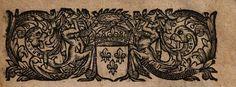 Gravure homme poisson 1660/ Engraving fish-man 1660
