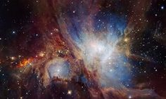 The glowing gas of the Orion Nebula.New Orion image hints at a wealth of Earth-sized planets awaiting discovery