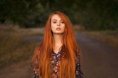 Katja by martinkuehnfotografie Sexy Outfits, Around The Worlds, Beautiful Women, Bohemian, Long Hair Styles, Beauty, Instagram, Germany, Portraits