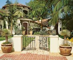 Step Inside Ryan Seacrest's Mediterranean Villa in California Photos | Architectural Digest
