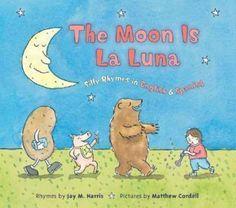 The Moon is La Luna, by Jay M. Harris