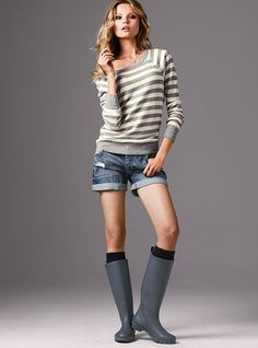 This is exactly what my early fall / late spring daily outfit looks like around the farm.
