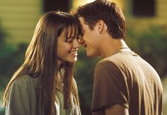 Landon Carter & Jamie Sullivan - A Walk to Remember