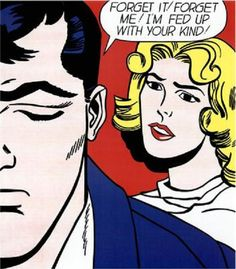 1000 images about artist roy lichtenstein on pinterest - Roy lichtenstein obras ...