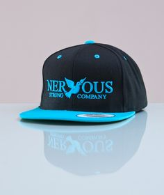 Nervous-Sp13 Classic Black/Blue