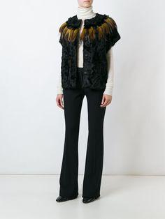 #yvessalomon #fur #jacket #new #women #fashion #style www.jofre.eu