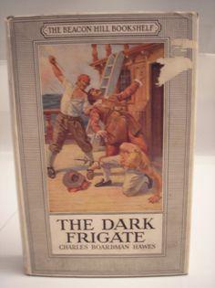 1944 The Dark Frigate By Charles Boardman Hawes by daddydan, $69.95