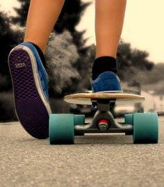 Skater Girl Graphic Tee