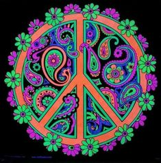 Hippie Peace, Happy Hippie, Hippie Love, Hippie Chic, Peace Love Happiness, Peace And Love, Peace Sign Art, Peace Signs, Hippie Wallpaper