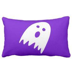 halloween ghost long cushion - home decor design art diy cyo custom