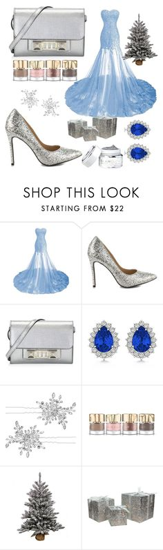 """""""happy New Year!"""" by polinncharmel ❤ liked on Polyvore featuring Penny Loves Kenny, Proenza Schouler, Allurez, Matthew Williamson, Smith & Cult and Northlight Homestore"""