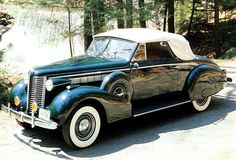 1938 Buick Special Convertible.