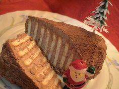 徹子の部屋【チョコレートケーキ】黒柳徹子さんレシピ  ビスケット(放送:森永マリー)・・・12枚(1/2箱)  牛乳・・・約100cc (チョコレートホイップクリーム)生クリーム・100cc  チョコレートソース・・お好みで
