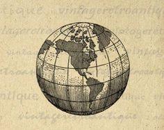 globe world tattoo - Buscar con Google