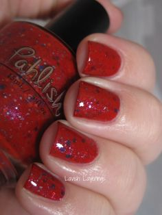 Lavish Layerings - Pahlish Lullaby Without End