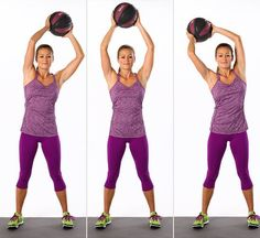A strong core can bring a fitter body all over, and you can do these standing ab exercises to strengthen and stabilize your core without doing crunches.