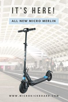 23 Best Micro Merlin E-Scooter images in 2019 | Electric scooter