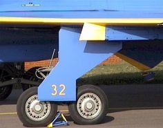 Camouflage & Markings: Saab JA 37 Viggen Bl� Petter