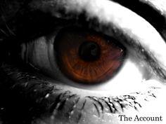 eye photo macro