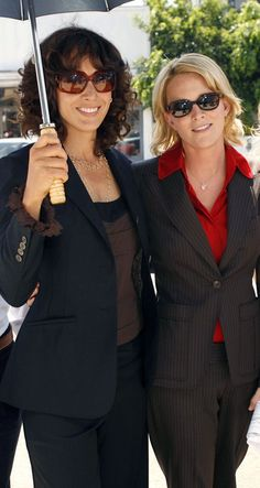 Bette & Tina the L word