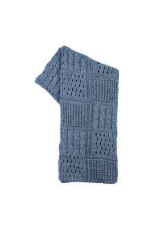 #FridaysFavourite | Soft wool scarf in grey #bugattifashion #fw14 #scarf #accessories #winterlook #grey #tgif