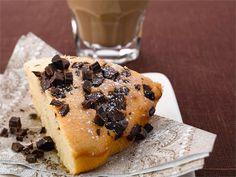 Suklaa-kookospulla
