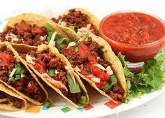 Recetas - TACOS DE LONGANIZA - La primera red social de comida mexicana