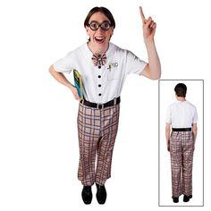 Streber #Kostu00fcm - oder Nerd Outfit wie man inzwischen vermutlich sagen wu00fcrde ... Kategorie ...