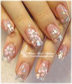 Miles de Diseños de Uñas: Diseño de uñas para novias