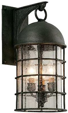Charlemagne Small Exterior Wall Lantern | House of Antique Hardware