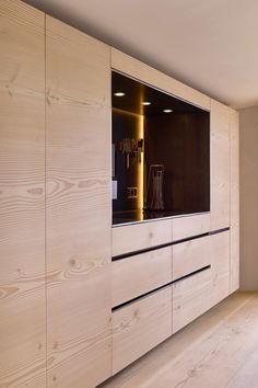 Images of a luxury chalet in Lenzerheide, Switzerland with our pur natur Douglas floorboards. Interior, Douglas Fir, Interior Architecture, Interior Projects, Contemporary Kitchen, Apartment, Home Decor, Flooring Projects, Flooring