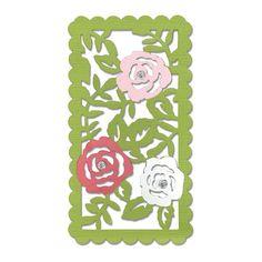 Thinlits Die - Rose Vines