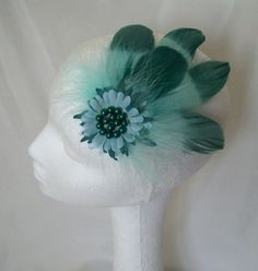 Order Now from www.indigodaisyweddings.co.uk Specialising in stunning bespoke cocktail fascinators and formal hats in a wide range of colours, perfect for Royal Ascot and The Kentucky Derby. Plus all your wedding floral accessories including shoe clips, bandeau veils,vintage flapper bands, feather and flower fascinators, feather fans, fairy wands, wrist corsages, wedding bouquets & buttonholes. Worldwide Delivery. #wedding #fascinator #indigodaisy #ascot #headpiece #hatinator #uk #veil