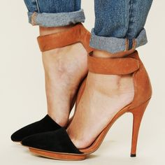 Solitaire Heel by Jeffrey Campbell