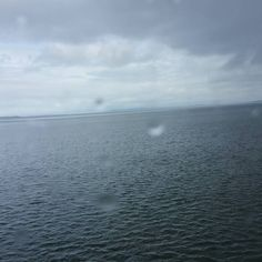 Even in the rain #iloveyou #bigblue #pacificocean