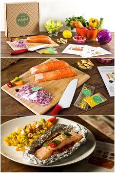 Gulalá: receitas de restaurante, em casa, preparadas por você