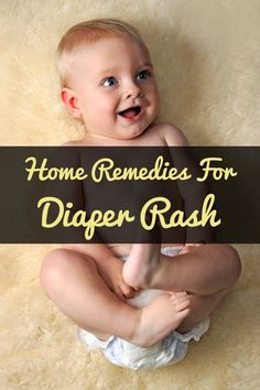 #Diaper #Rash - 6 #Home #Remedies