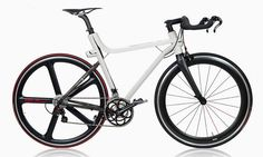alfa romeo and compagnia ducale design IFD 4C carbon fiber road bike