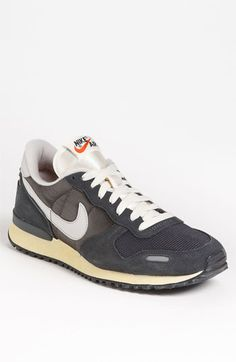 Nike 'Air Vortex - Vintage' Sneaker (Men) available at Possible Christmas present Nike Outlet, Adidas Shoes Outlet, Nike Shoes Cheap, Nike Free Shoes, Vintage Sneakers, Vintage Nike, Vintage Men, Men's Shoes, Shoe Boots