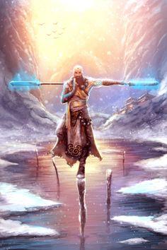 Diablo 3 Reaper of Souls: Monk  Leandro Furlanetto