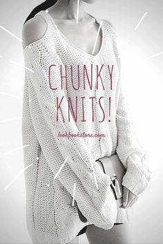 Chunky knits from Lookbook Store