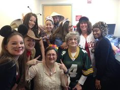 Our employees at our Downingtown branch dressed up for Halloween!