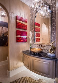 Designed by The Design Firm in Stafford, Texas #interiors #interiordesignideas #design #interiordesign #interiordesigners #bathroom #bathroomideas #bathroominspiration