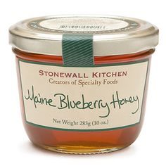 Maine Blueberry Honey