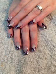 Nice nails by Becki @ Trendsetters