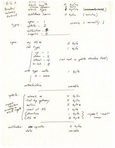 The Two-Napkin Protocol | Border Gateway Protocol - BGP Computer History Museum