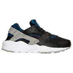 955ef3a9738f2 Boys  Grade School Nike Huarache Run Print Running Shoes - 704943 704943-008