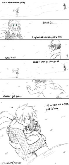 """Short GreenxRed comic to the song """"If My Heart Was A House"""" by Owl City. FEELS MAN."""