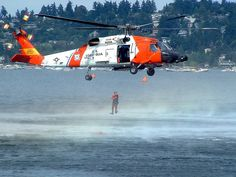 US Coast Guard helicopter rescue demonstration - Search and rescue - Wikipedia, the free encyclopedia